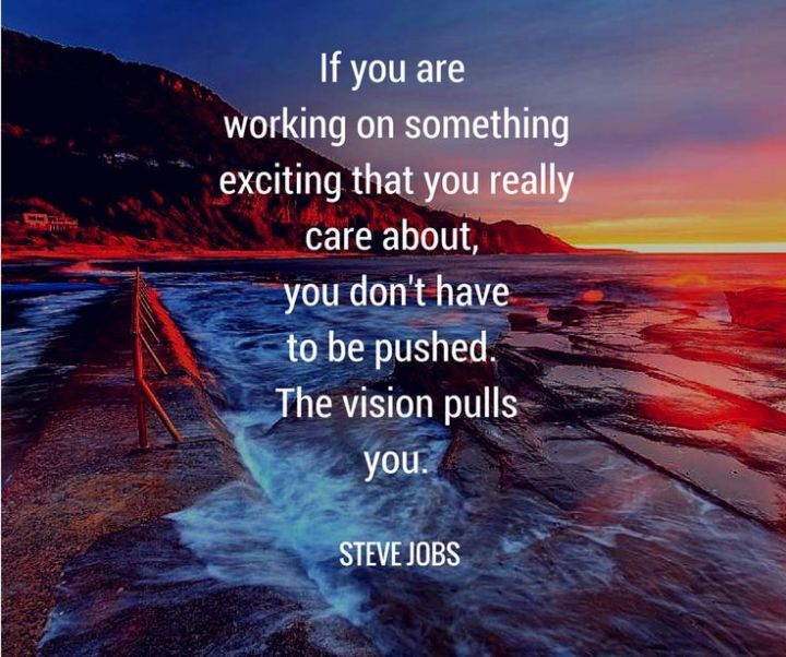 vision-quote